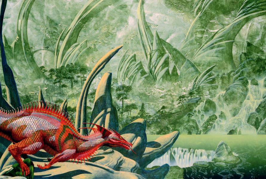 Roger Dean :: Paintings