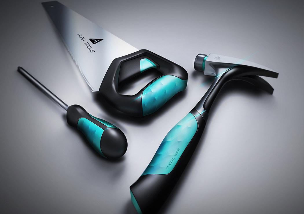 Top Notch Hand Tools | Yanko Design