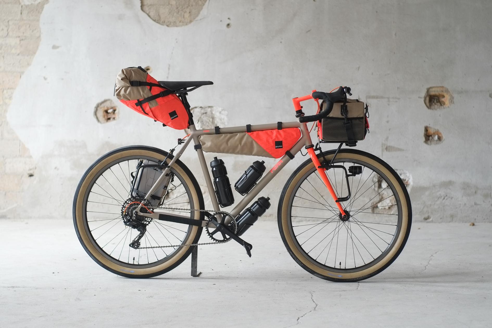 CHUCK | Fern-Fahrraeder