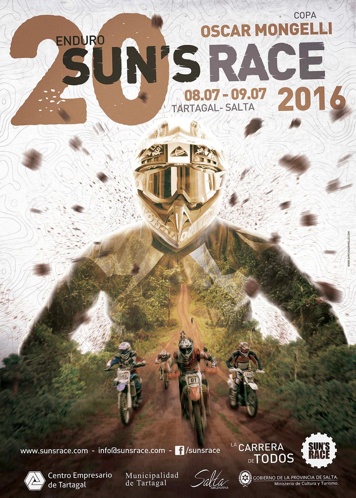 Sun's Race 2016 by Santiago Rimoldi on Inspirationde