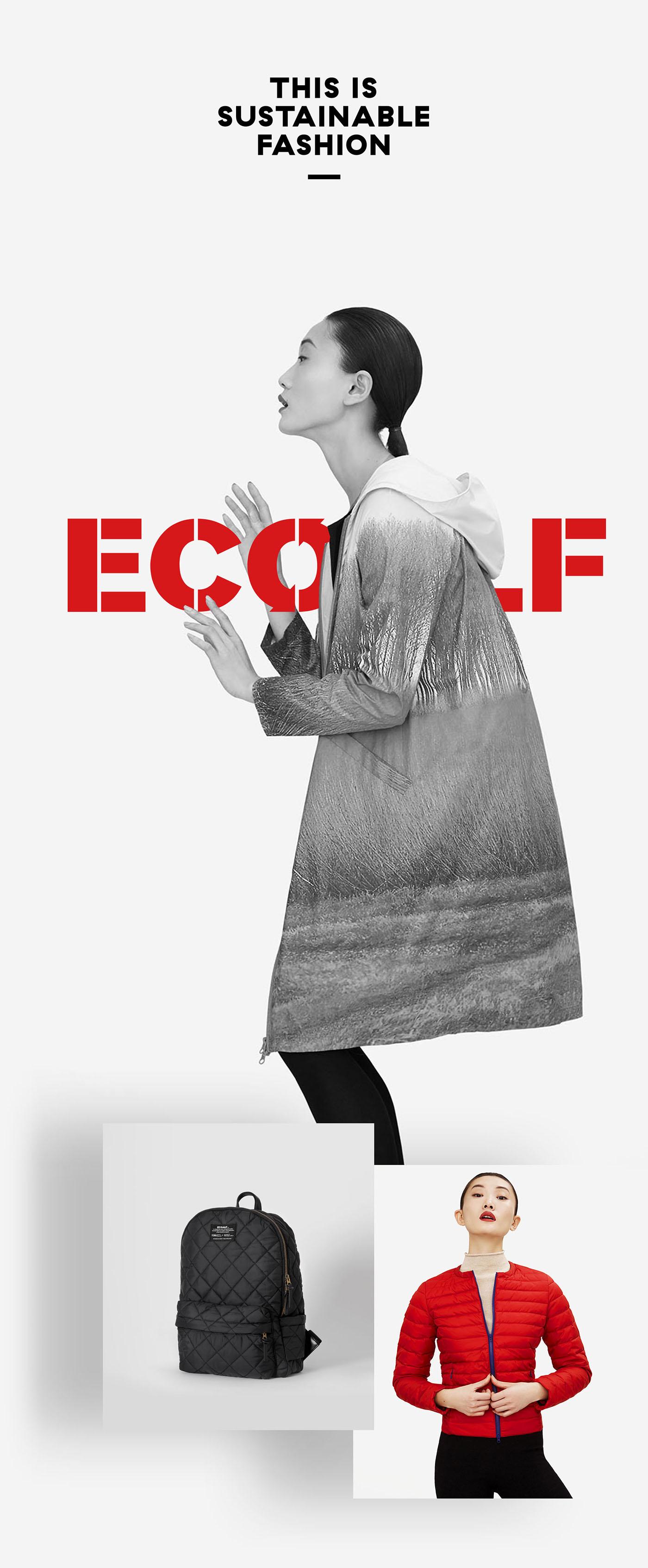 Ecoalf. Digital Product on Inspirationde
