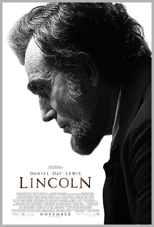 Lincoln Poster Design on Inspirationde