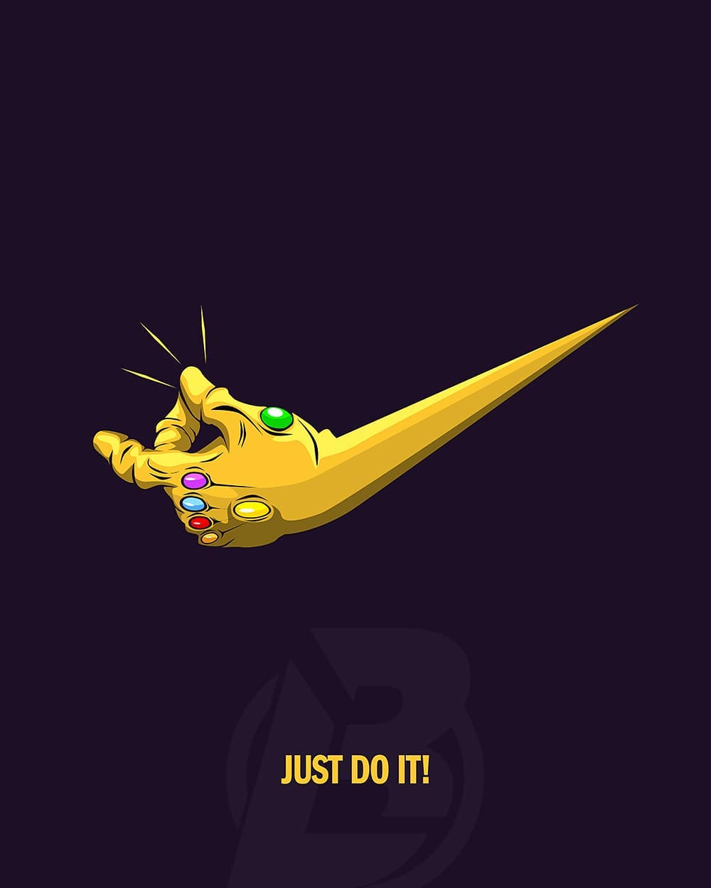 Nike - Just Do It by Bosslogic on Inspirationde