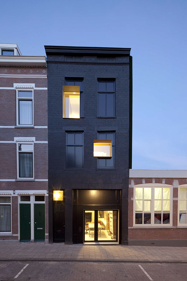Black Pearl by Zecc Architects on Inspirationde