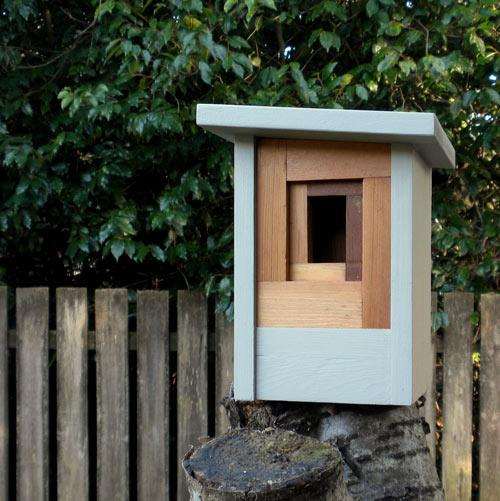 Modern Birdhouses from Twig & Timber | Design Milk