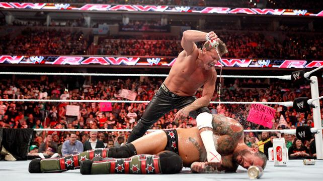 WWE.com: Power Rankings: April 14, 2012