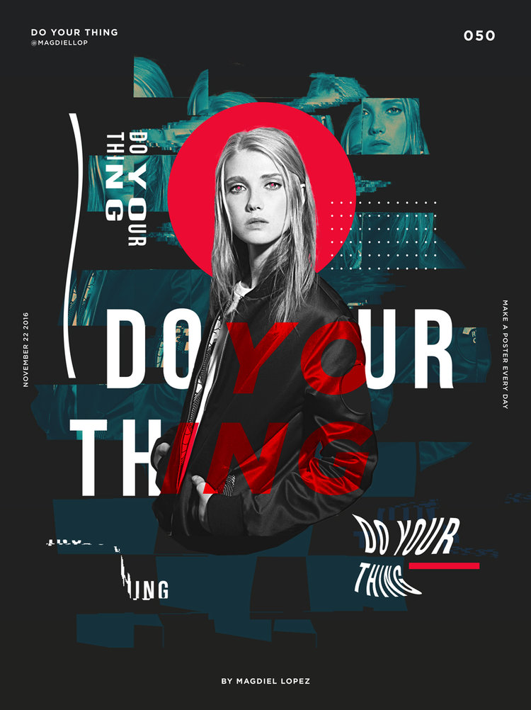 Do Your Thing by Magdiellop on Inspirationde
