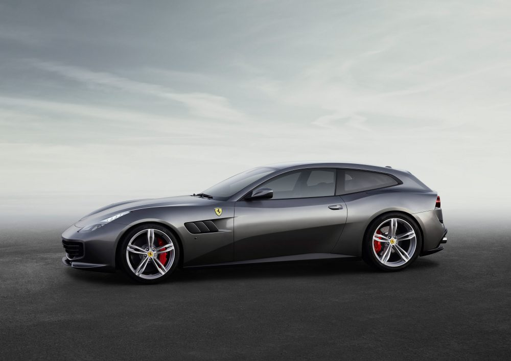 What Do You Think Of The New Ferrari GTC4Lusso? • Petrolicious