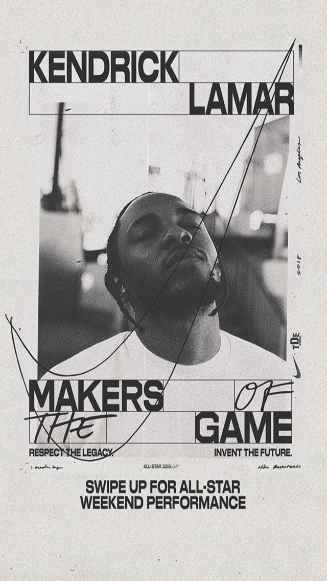 Makers of the Game with Kendrick Lamar on Inspirationde
