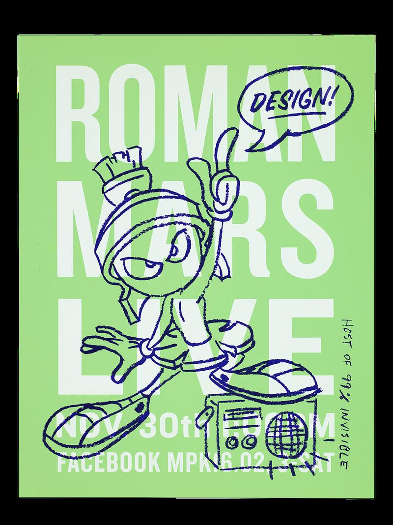 Roman Mars Live United States, 2012 on Inspirationde