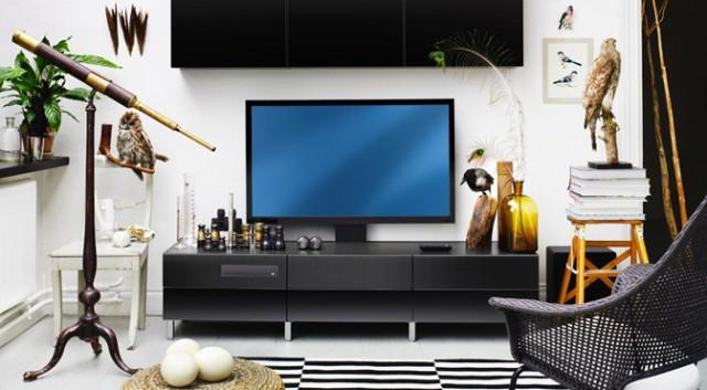 IKEA announces furniture with integrated TV, speakers, and Blu-ray | ExtremeTech