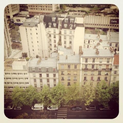 Place d'Italie | Pierre-Emmanuel Weck