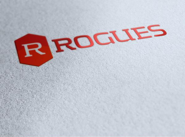 Rogues Gallery branding