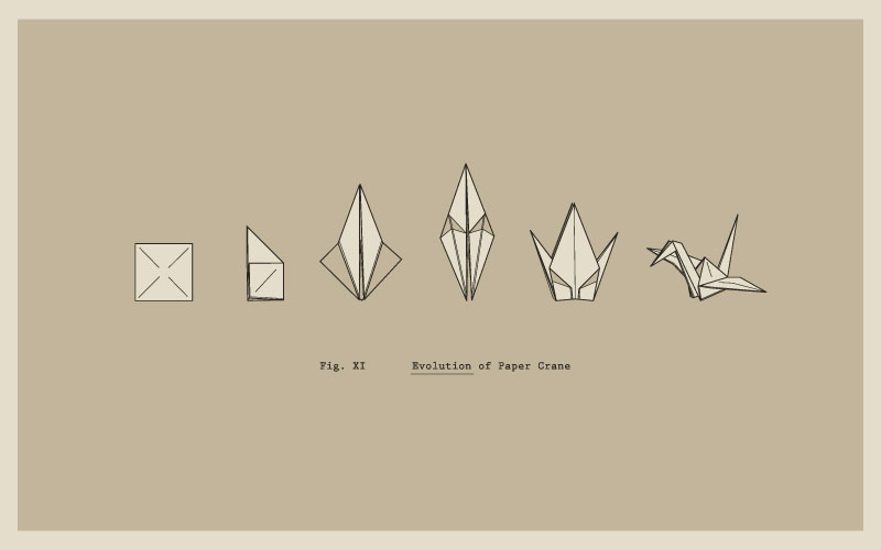 All sizes | Evolution of Paper Crane | Flickr - Photo Sharing!