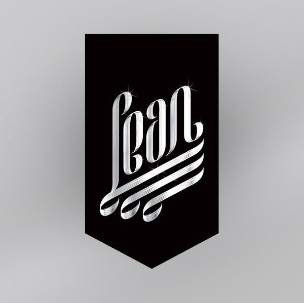Insane Typography Works by YLLV | Abduzeedo | Graphic Design Inspiration and Photoshop Tutorials