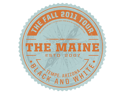 The Fall 2011 Tour by Kyle Anthony Miller