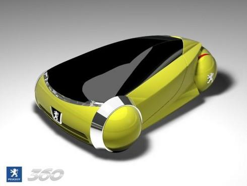 Future Transportation - 15 Concept Cars: Too awesome to go into production