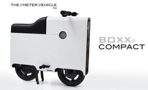 Future Transportation - Boxx Electric Bike