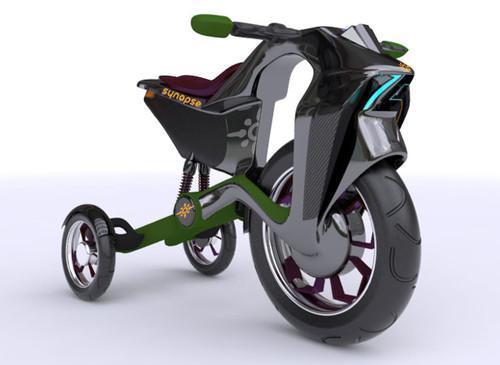 Future Transportation - Synapse Electric Bike