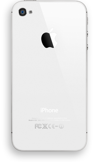 Apple - iPhone 4S - The most amazing iPhone yet.