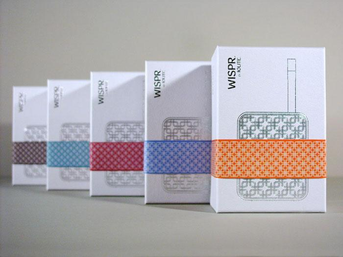 WISPR - TheDieline.com - Package Design Blog
