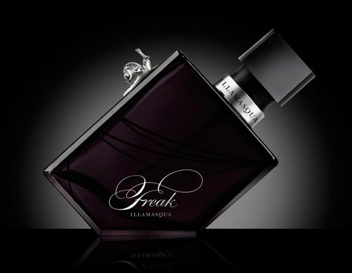 Freak Fragrance - TheDieline.com - Package Design Blog