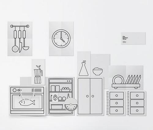 The Kitchen Film Packaging of the World: Creative Package Design Archive and Gallery picture on VisualizeUs