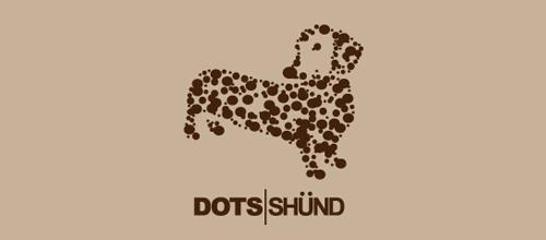 30 Examples of Dotted-Style Logo Designs | You the Designer
