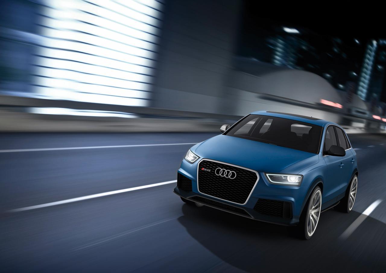Audi Q3 RS Concept Photo Gallery - Autoblog