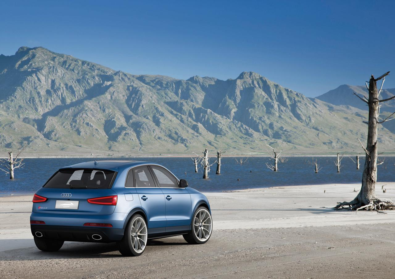 Audi Q3 RS Concept Photo Gallery - Autoblog