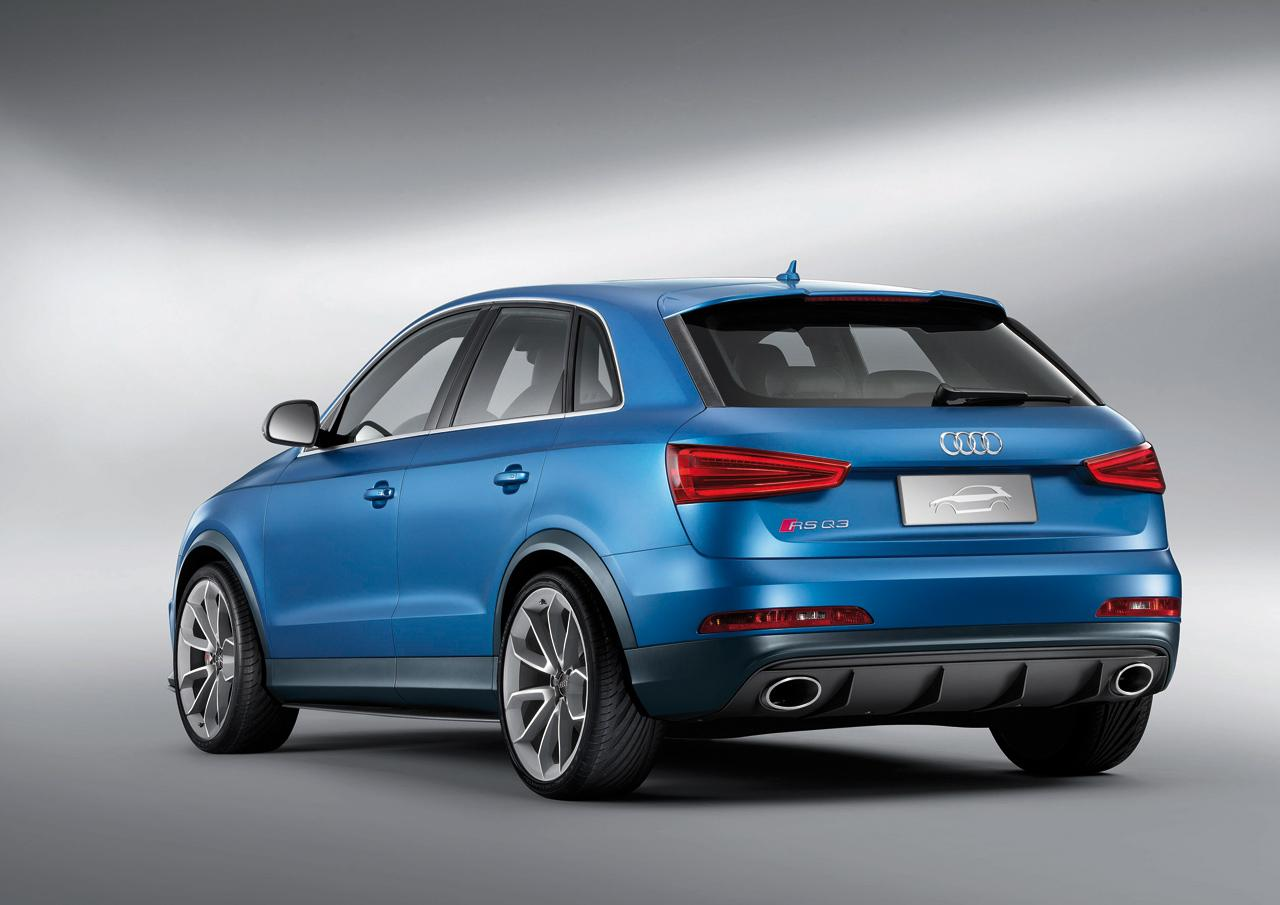 Audi Q3 Rs Concept Photo Gallery Autoblog 68217 On Wookmark