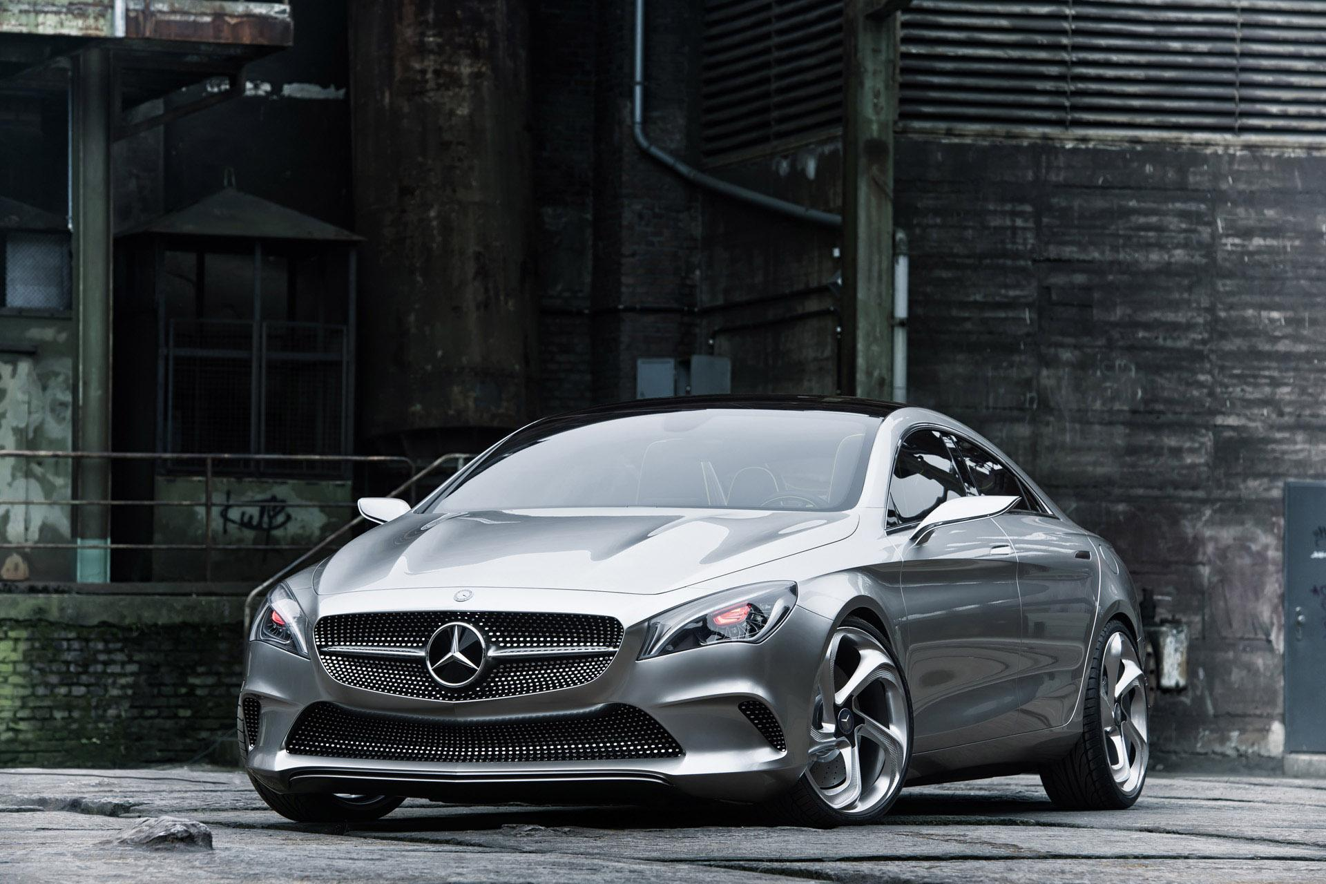 Mercedes-Benz Concept Style Coupe Photo Gallery - Autoblog