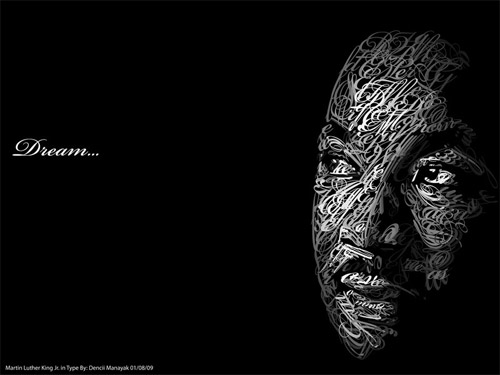 Showcase of Creative and Inspiring Text Art   You the Designer