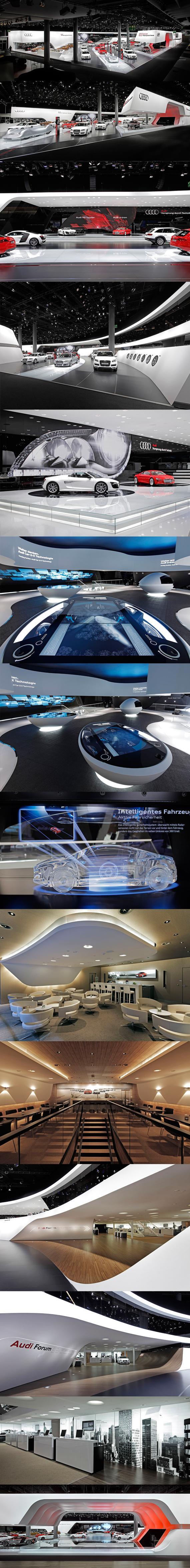 Audi IAA 2009 sur le réseau