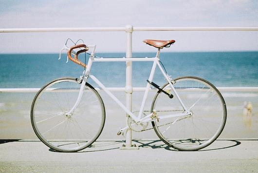Designspiration — All sizes | Seaside Cycling | Flickr - Photo Sharing!