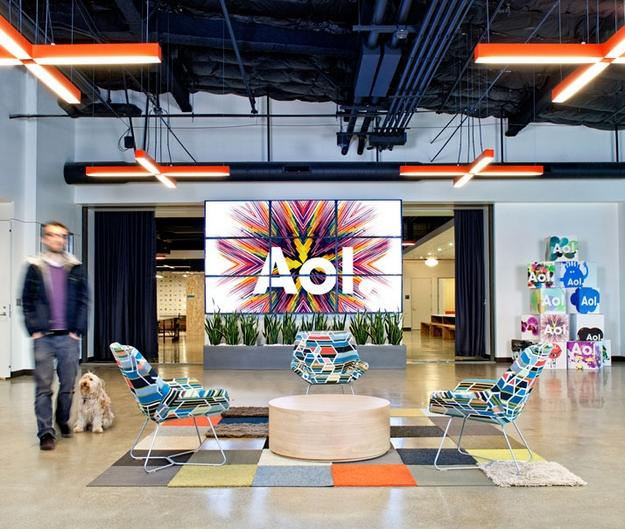 The new AOL Workplace by Studio O+A | Let me be inspired - Interior Design, Interior Decorating Ideas, Architecture