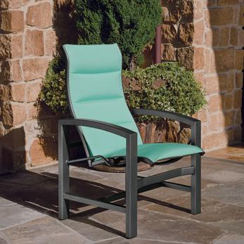 Patio Furniture By Groups | Lakeside URComfort™ Padded Sling | by Tropitone