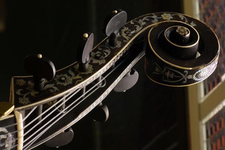 Bass viol - Victoria & Albert Museum - Search the Collections