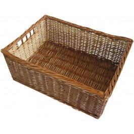 Rattan Magazine Basket - Baskets - Organize