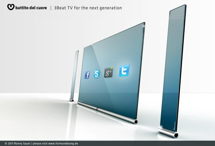 3Beat TV for the next generation by Ronny Sauer at Coroflot