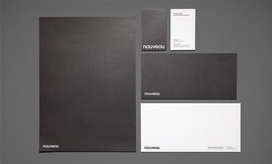 Designspiration — Nouveau Developments : Hunt. | Multi-disciplinary design studio | Melbourne