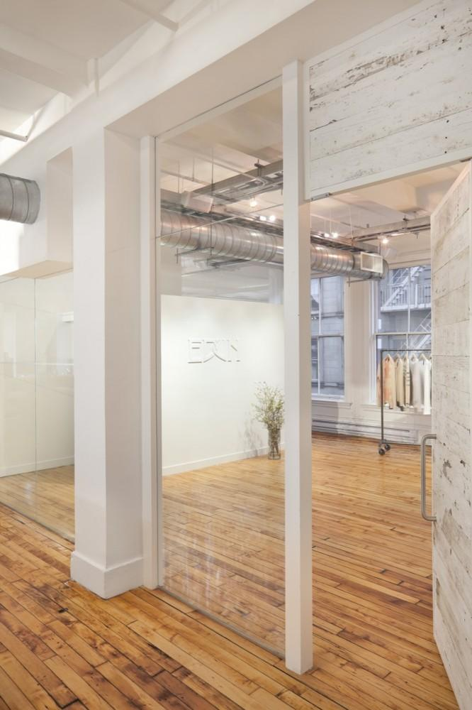EDUN Americas, Inc. Showroom & Offices / Spacesmith EDUN Americas, Inc. Showroom & Offices / Spacesmith – ArchDaily