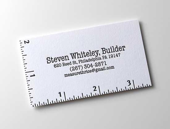 31 Creative Business Cards That Speak For The Brand