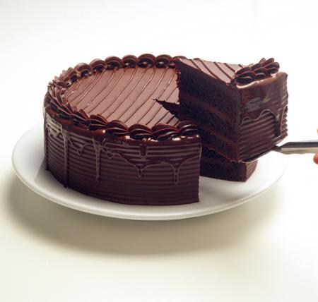 Chocolate cake | becinderella.com