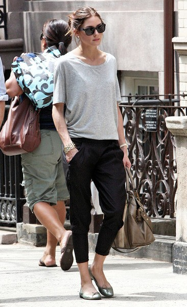 Lookbook / Effortless. I love her style.