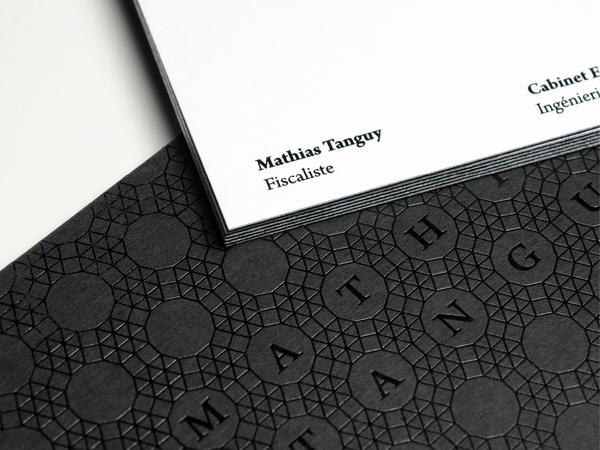 Mathias Tanguy | Visual identity