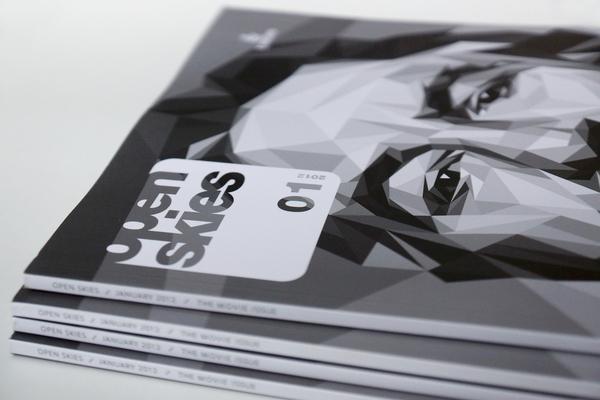 Emirates OpenSkies magazine