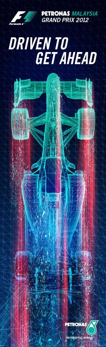 Formula One PETRONAS Malaysia Grand Prix 2012