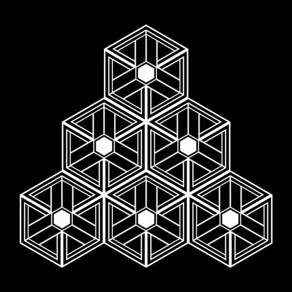 Mnml Hexagon