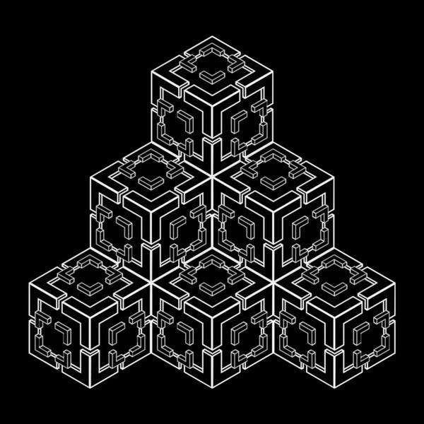 Mnml Hexagon